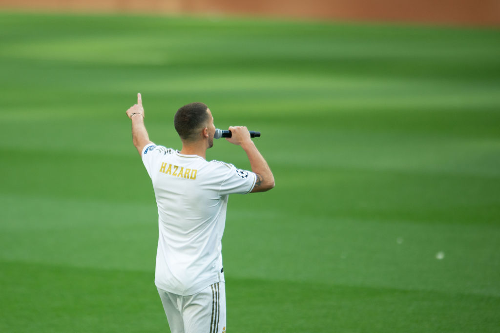 Real Madrid News: Real Madrid youngster refuses to quit his jersey number for Eden Hazard