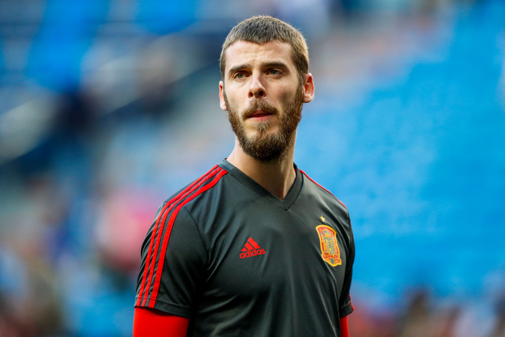 David De Gea: Manchester United offer massively improved contract to De Gea