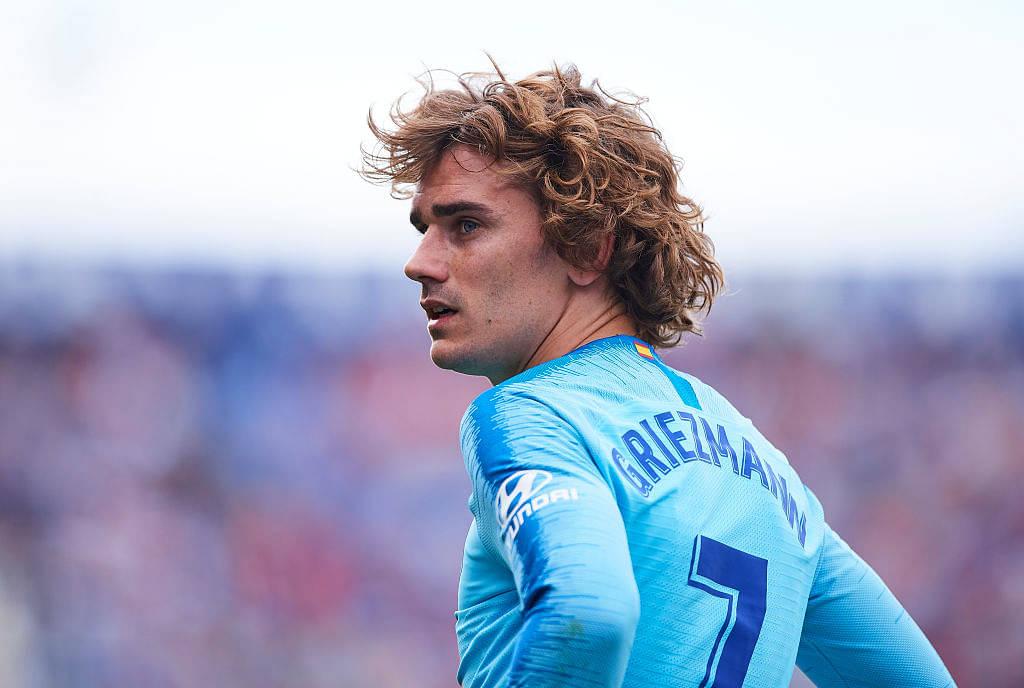 Antoine Griezmann: Barcelona confirm date for Griezmann unveiling at Nou Camp