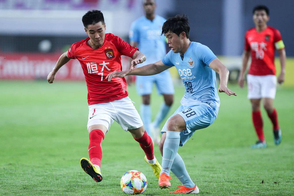 GED vs GZ Dream11 Team Prediciton : Guangzhou R&F Vs Guangzhou Evergrande CLS Best Dream 11 Team