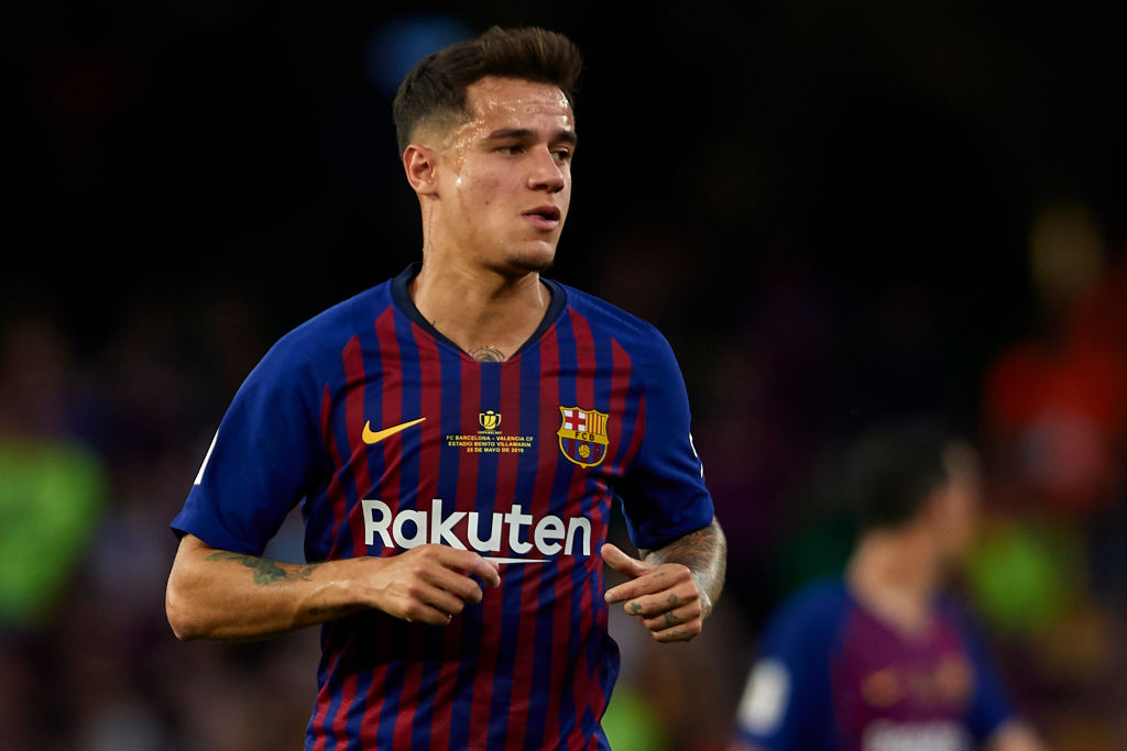 Philippe Coutinho Transfer: Agent furious with Barcelona after Coutinho's inclusion in Neymar's swap deal