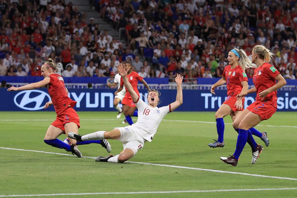 Manchester United legend slams VAR on Instagram after England's 2-1 defeat to USA