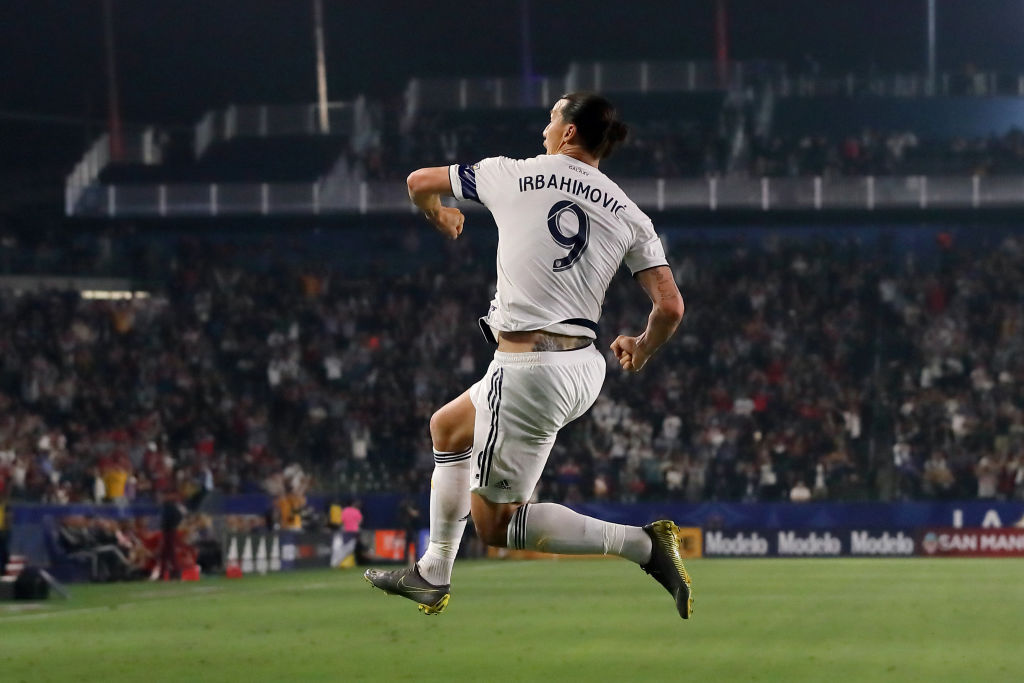 "Watch: Zlatan Ibrahimovic slams Los Angeles FC coach, says ""F**k off! Go home you little b**ch"""
