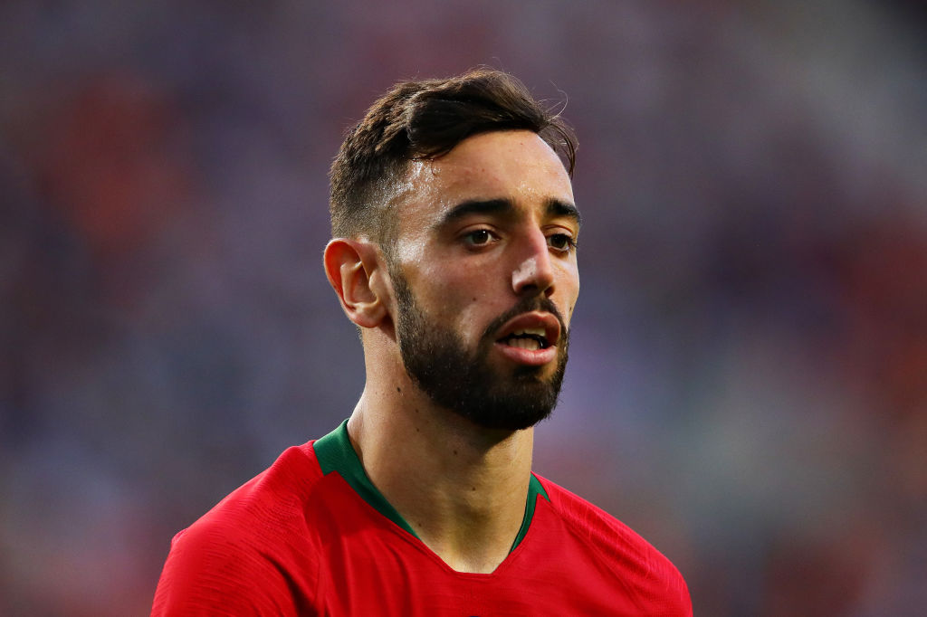 Bruno Fernandes Transfer: Sporting CP President makes huge claim about midfielder's future