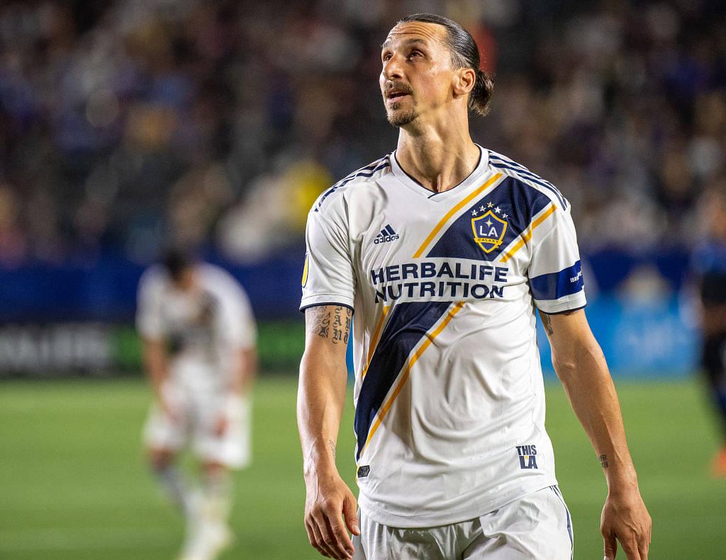 Zlatan Ibrahimovic slams journalist after latter suggests Carlos Vela to be best in MLS