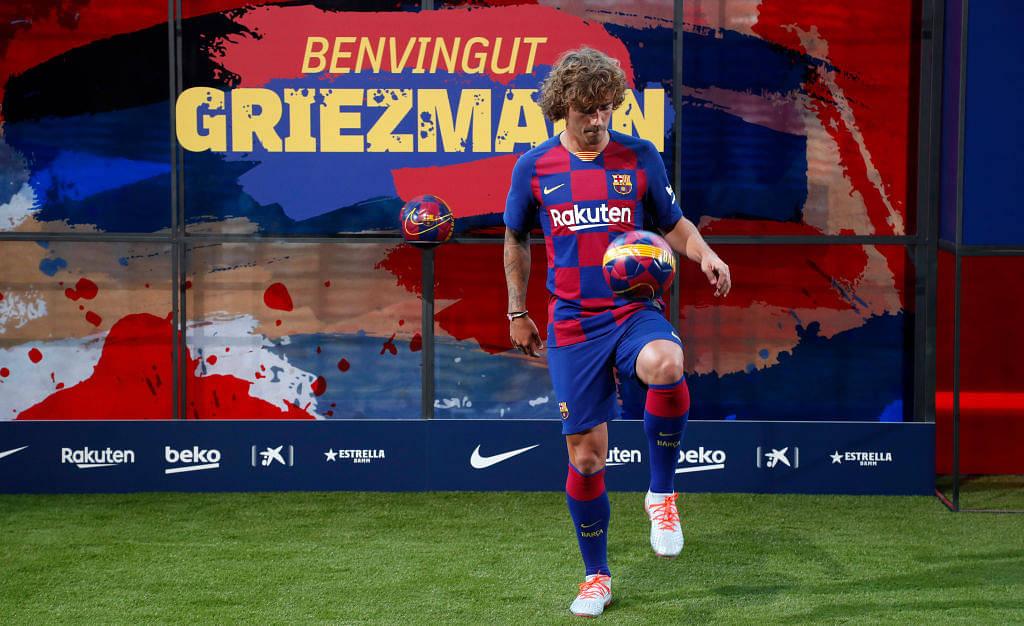 Barcelona News: Atletico Madrid file complaint to La Liga and RFEF over Antoine Griezmann Transfer