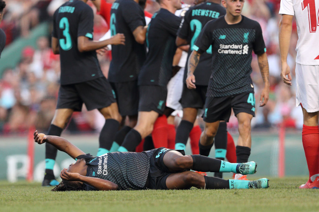 Joris Gnagnon issues public apology after giving a career-ending tackle to 18-year-old Liverpool player