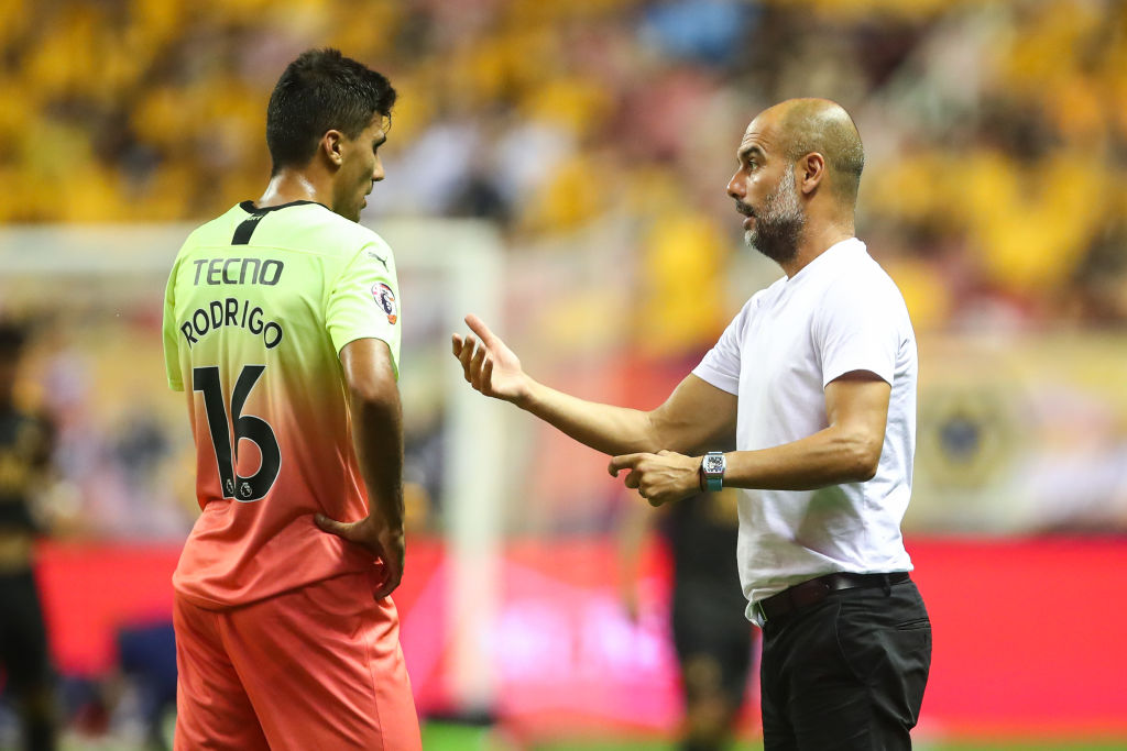 Man City News: New signing Rodri explains why he is unique from Fernandinho