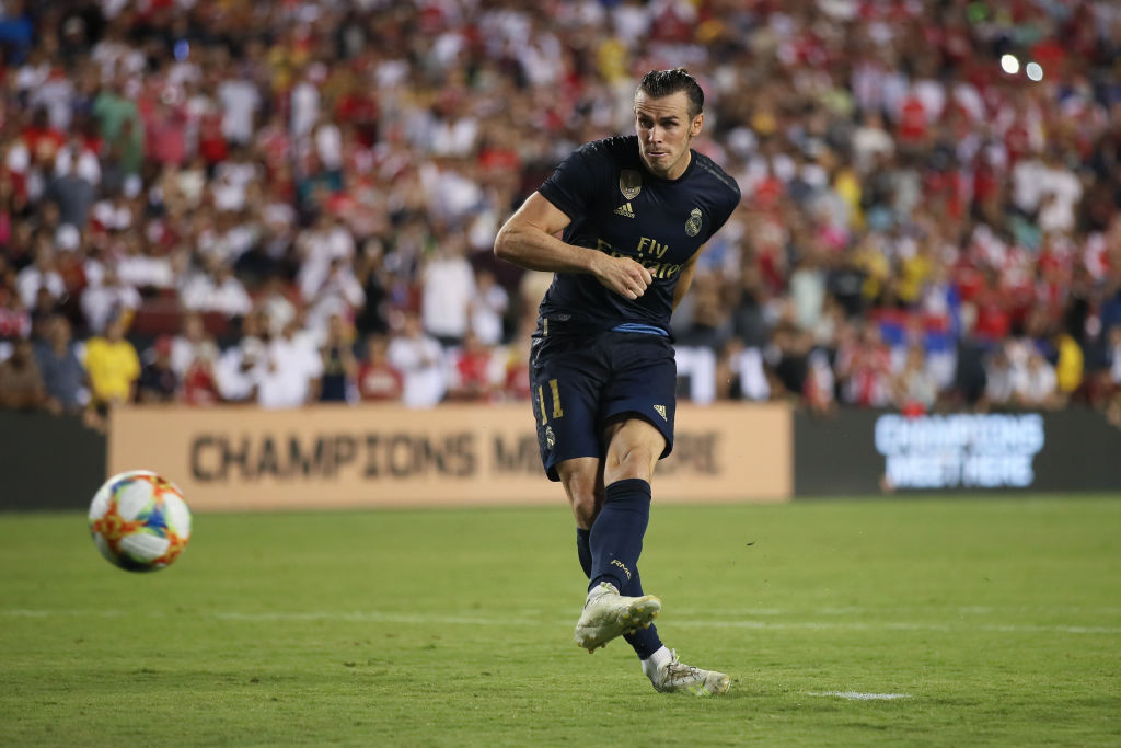 Manchester United: Gareth Bale's dream is to play for Manchester United