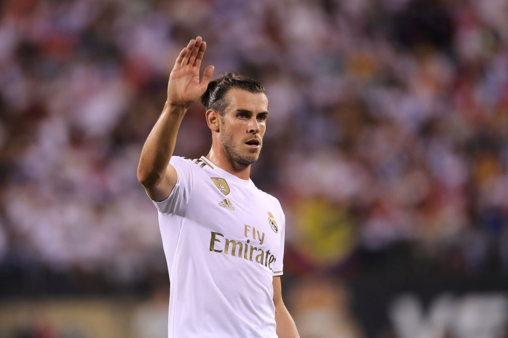 Gareth Bale: Real Madrid Superstar set to join Chinese Super League side