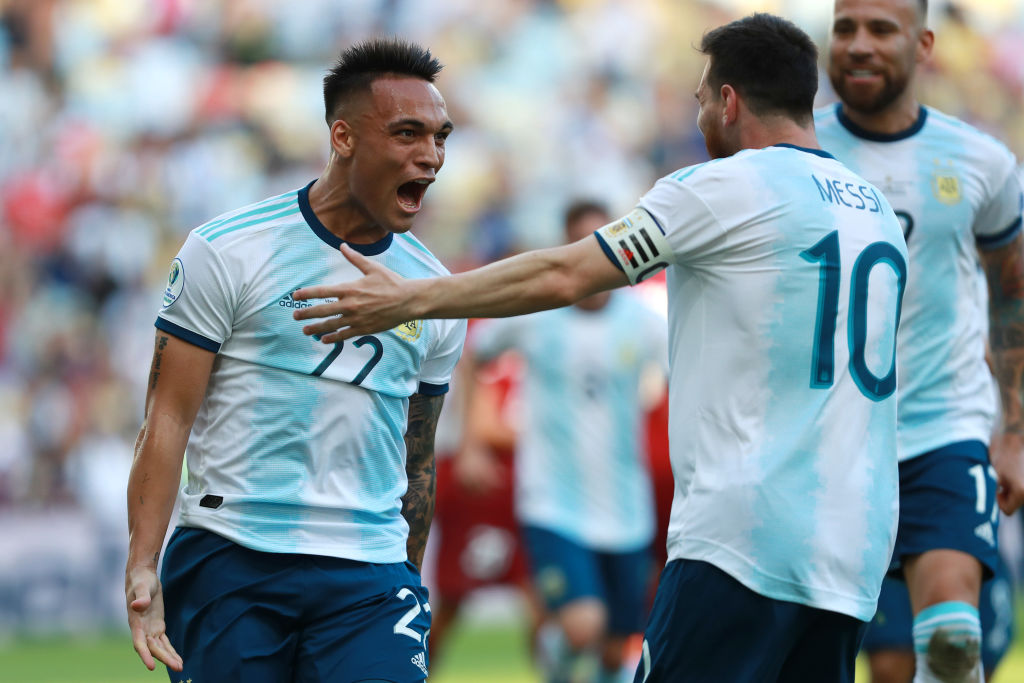 Lionel Messi: Lautaro Martinez's agent discusses his client's possibility of joining Messi at Barcelona