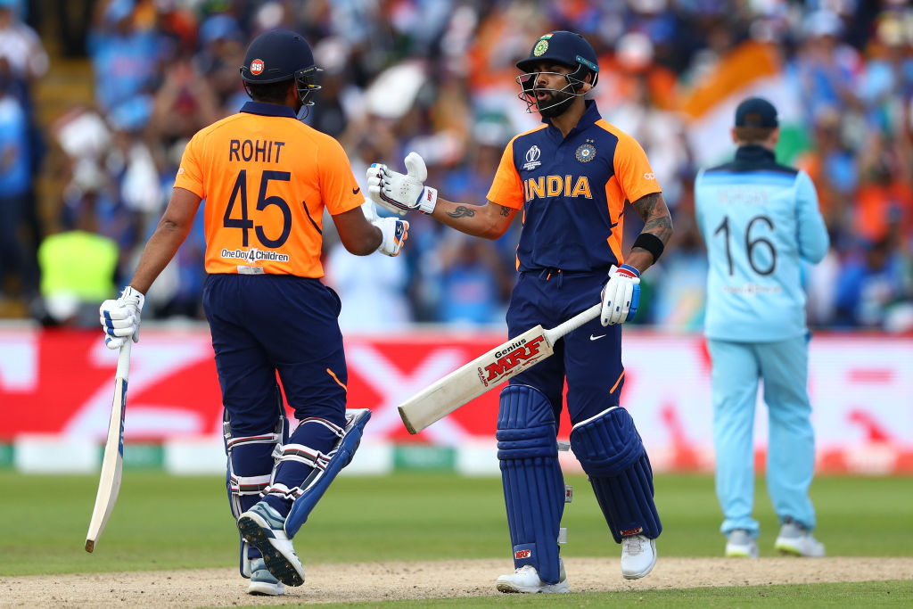 Rohit Sharma likely to take over limited overs captaincy from Virat Kohli, says reports