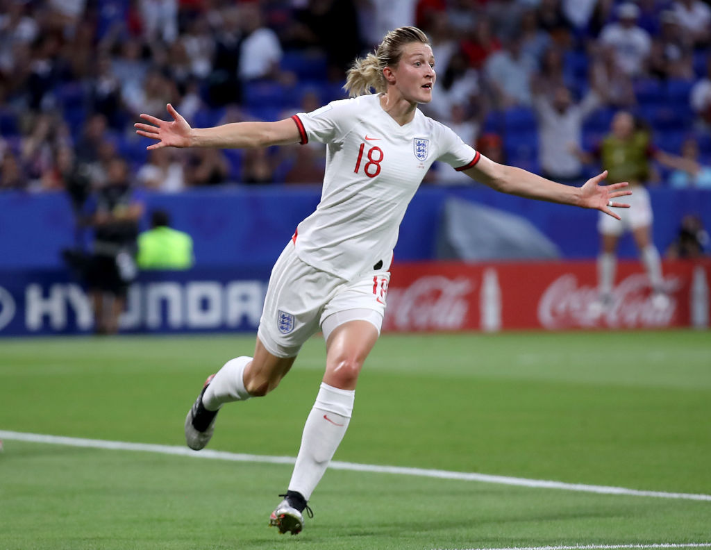 Ellen White goal Vs USA: Watch English superstar score against USA to equalize score