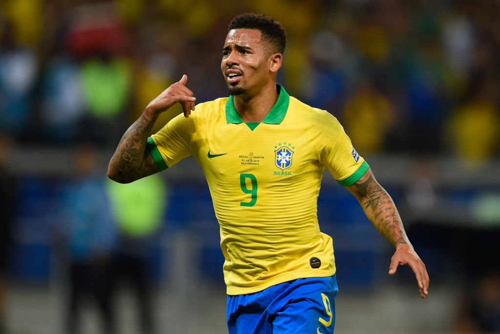 Gabriel Jesus Goal Vs Argentina: Watch Gabriel Jesus tuck the ball in from close range to give Brazil the lead