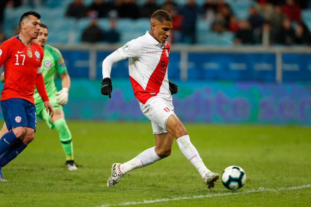 Jose Paolo Guerrero goal Vs Chile: Watch Peru thrash Chile by 3-0 in semi-final clash after Guerrero scores