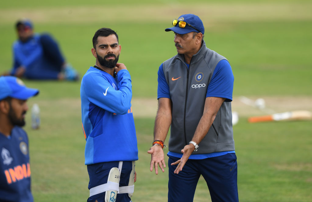 Virat Kohli: The Indian Captain will have no say in the selection of new coach