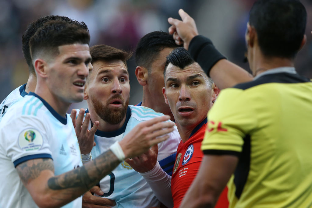 Lionel Messi: Barcelona Skipper faces 2-year ban for 'corruption' accusation