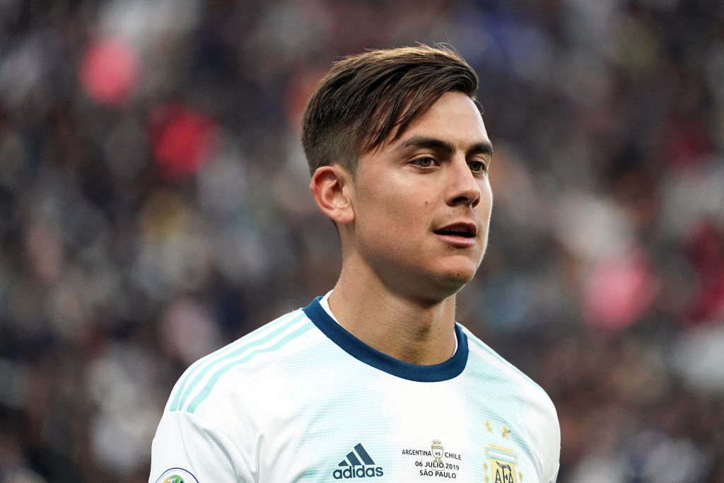 Man United Transfer News: Juventus willing to offer Paulo Dybala for €83 million Manchester United star