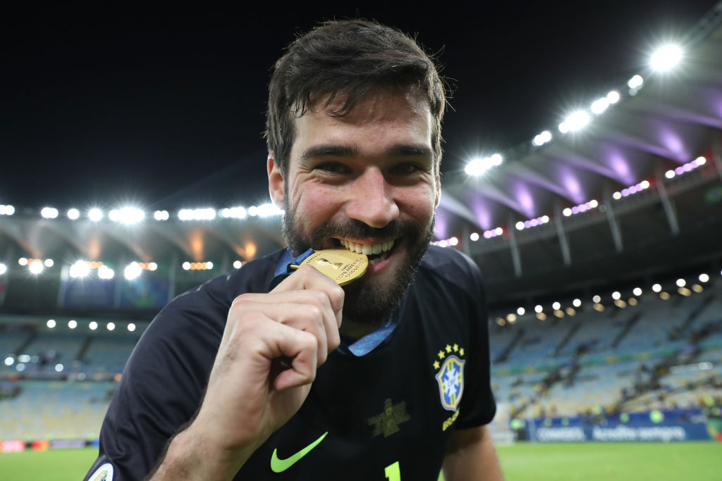 FIFA make surprise Alisson Becker exclusion from men player of the year 2019; Full list for FIFA Football Awards