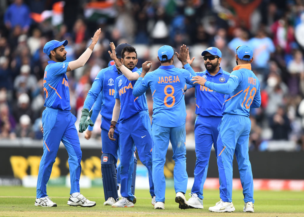 Iceland Cricket takes hilarious dig at BJP after Team India's exit from 2019 Cricket World Cup