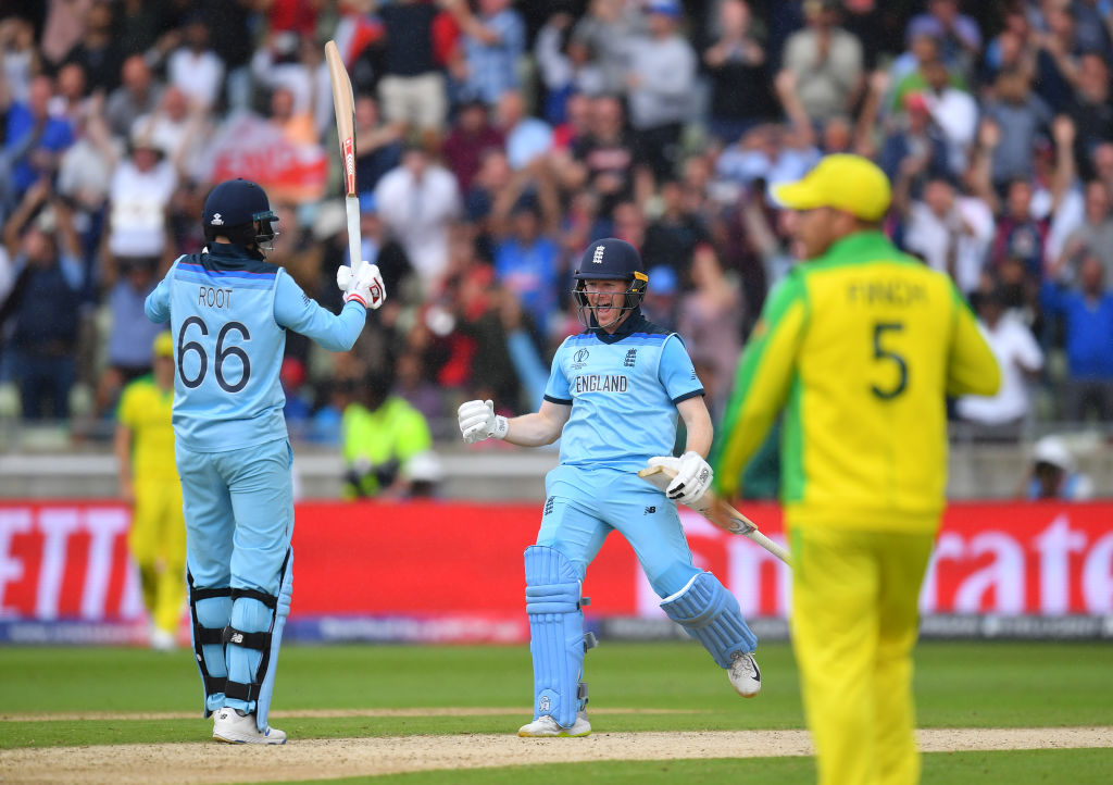 Twitter reactions on England defeating Australia to reach 2019 Cricket World Cup final