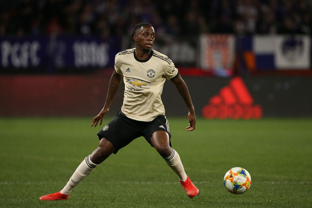 Man United News: Ex-Manchester United player gives advices to Aaron Wan-Bissaka after transfer completion