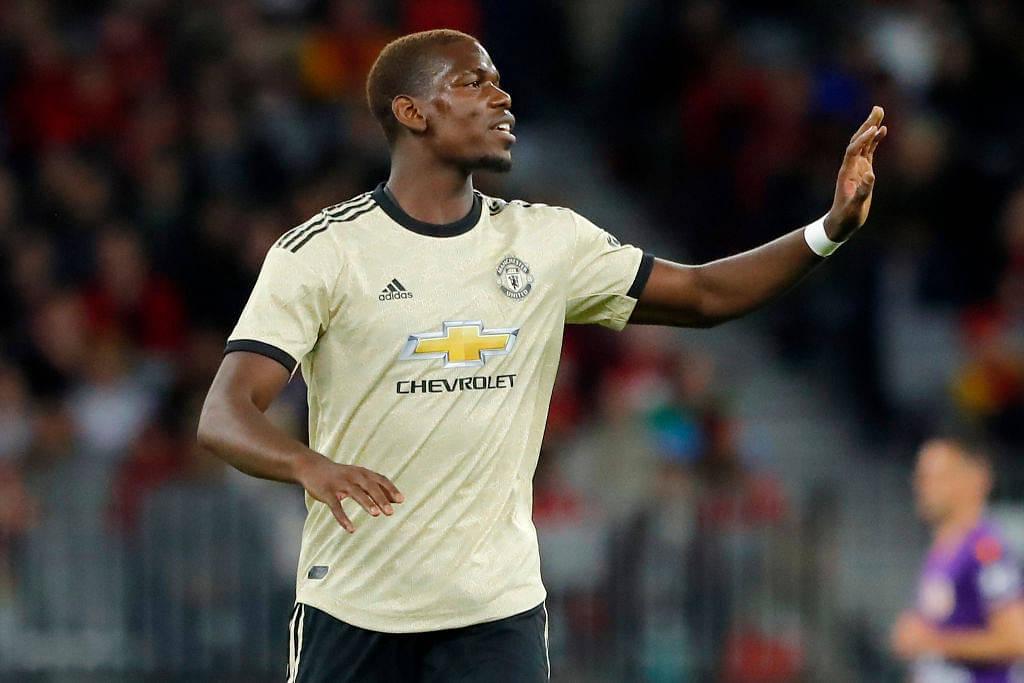 Paul Pogba Transfer News : Manchester United midfielder sends massive transfer update amidst several interests