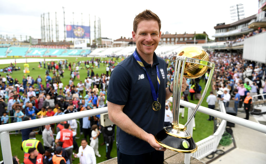Eoin Morgan admits it was unfair to crown England as World Champions on boundary count