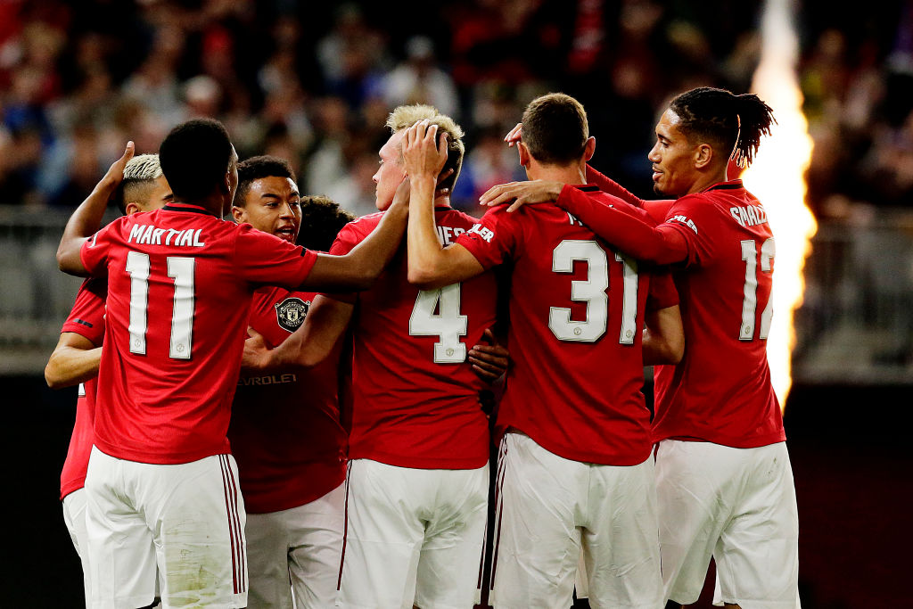 Man Utd goals Vs Leeds United : Watch all Manchester United goals in pre-season friendly match