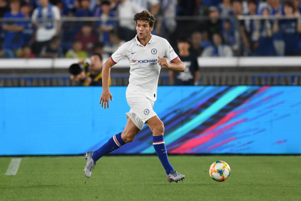 Chelsea News: Marcos Alonso gives insight on Frank Lampard's methodology