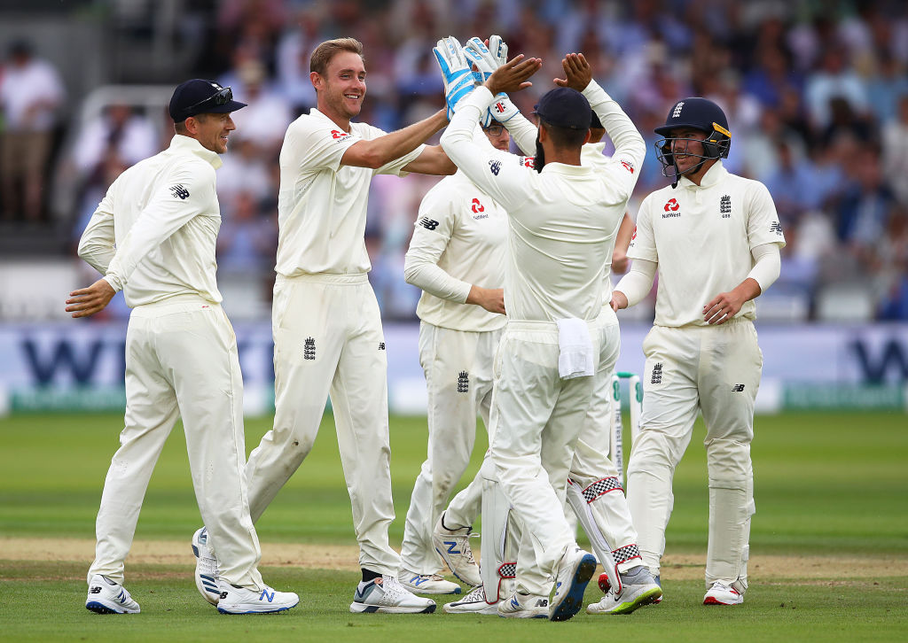 Lowest totals in Test Match history as England bundle Ireland at 38 to win Test match at Lord's