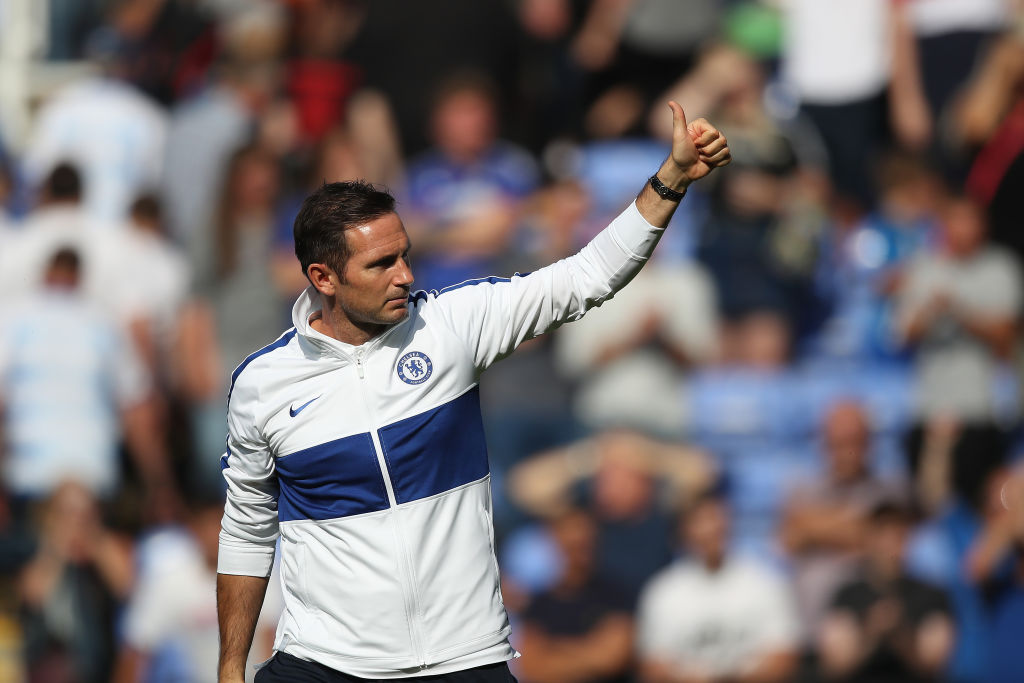 Chelsea News: Frank Lampard pleads Chelsea fans to stop abusing