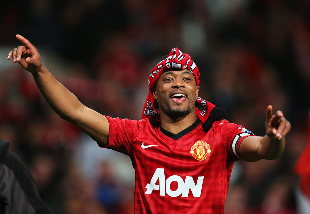 Patrice Evra: Manchester United legend retires from professional football, reveals his future plan