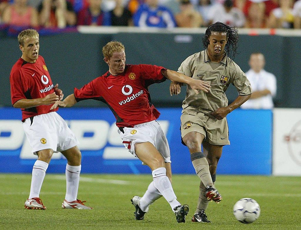 Man Utd News Ronaldinho Reveals Why Turned Down Man Utd For Barcelona In 2003 The Sportsrush