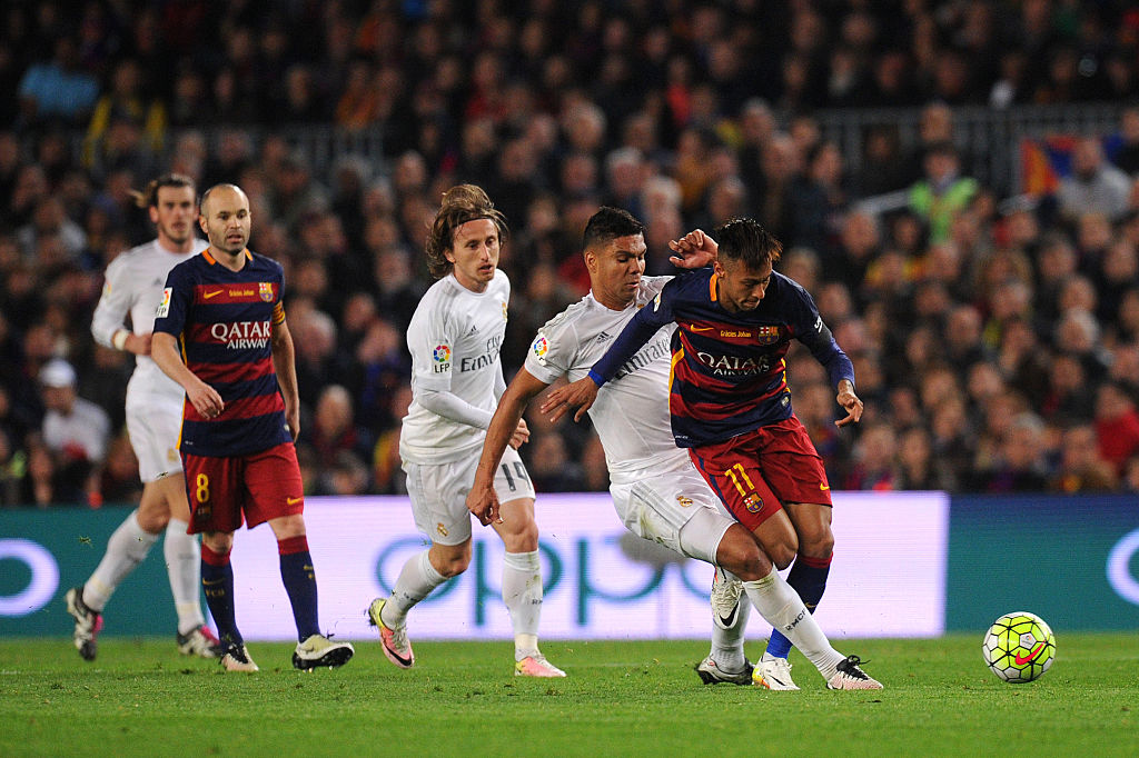 Neymar claims Real Madrid defender is the best player he ever faced