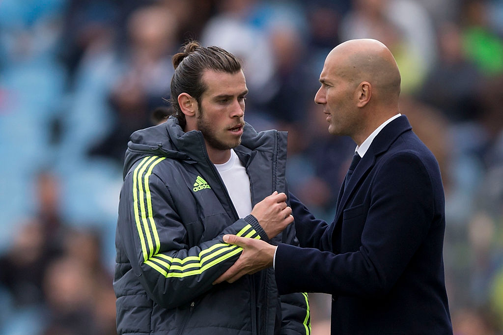 Real Madrid News: Gareth Bale's agent slams Zinedine Zidane for his comments on Welsh International