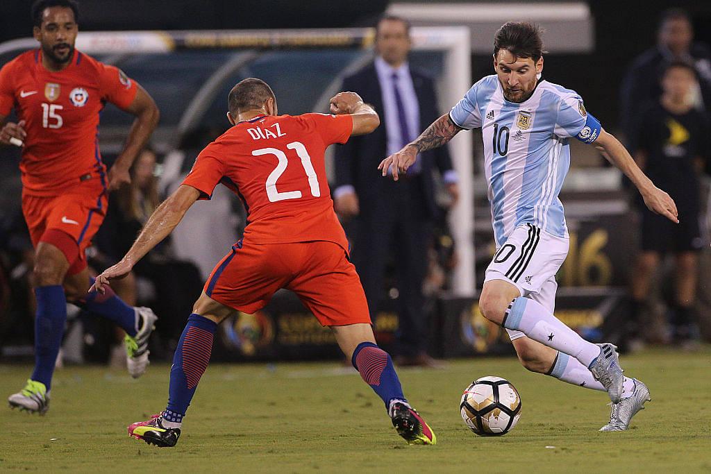 ARG vs CHI Dream 11 Prediction: Best Dream11 team for today Argentina vs Chile | 2019 Copa America