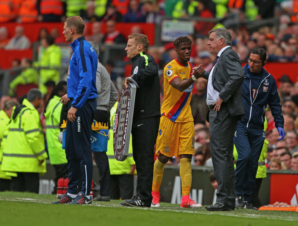 Arsenal Transfer News: Former Crystal Palace manager advices Arsenal to stop 'fool around' in Zaha negotiations