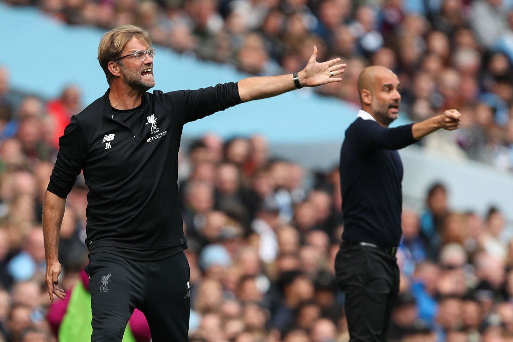 FIFA shortlist 10 candidates including Pep Guardiola and Jurgen Klopp for Men coach of the year 2019