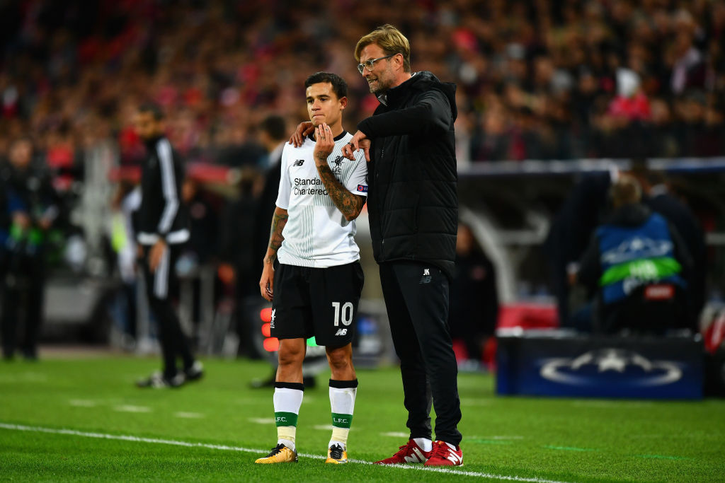 Liverpool Transfer News: Jurgen Klopp responds to speculations of Philippe Coutinho re-joining Liverpool