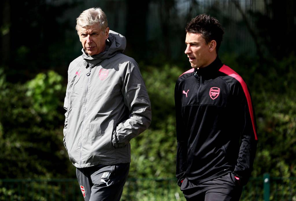 Arsenal News: Arsene Wenger completely baffled by Laurent Koscielny's on-going protest