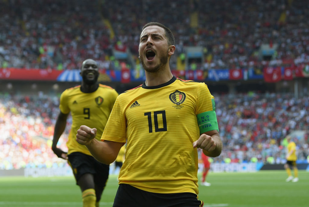 Eden Hazard: The New Real Madrid Galactico names the toughest opponent he's faced