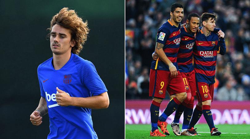 Antoine Griezmann says Neymar's transfer will be difficult amidst Barcelona links