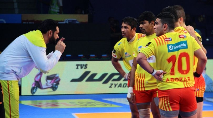 UP vs GUJ Dream11 Team Prediction : Gujarat Fortunegiants Vs UP Yoddha Dream 11 Team Picks And Probable Playing 7 for Pro Kabaddi 2019 Today Match