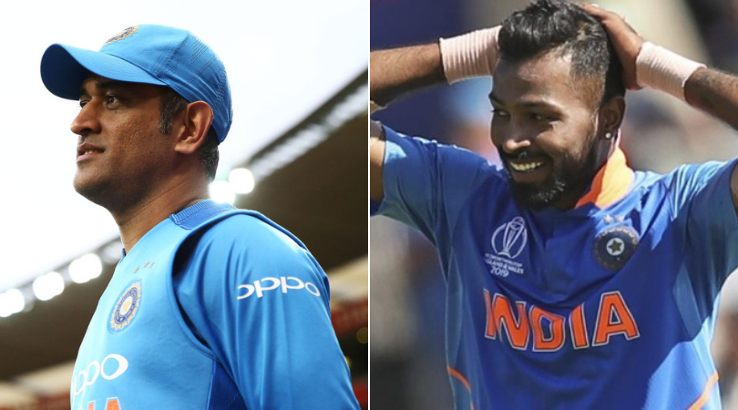 WATCH: Hardik Pandya wishes MS Dhoni in 'Helicopter Style' on his Birthday