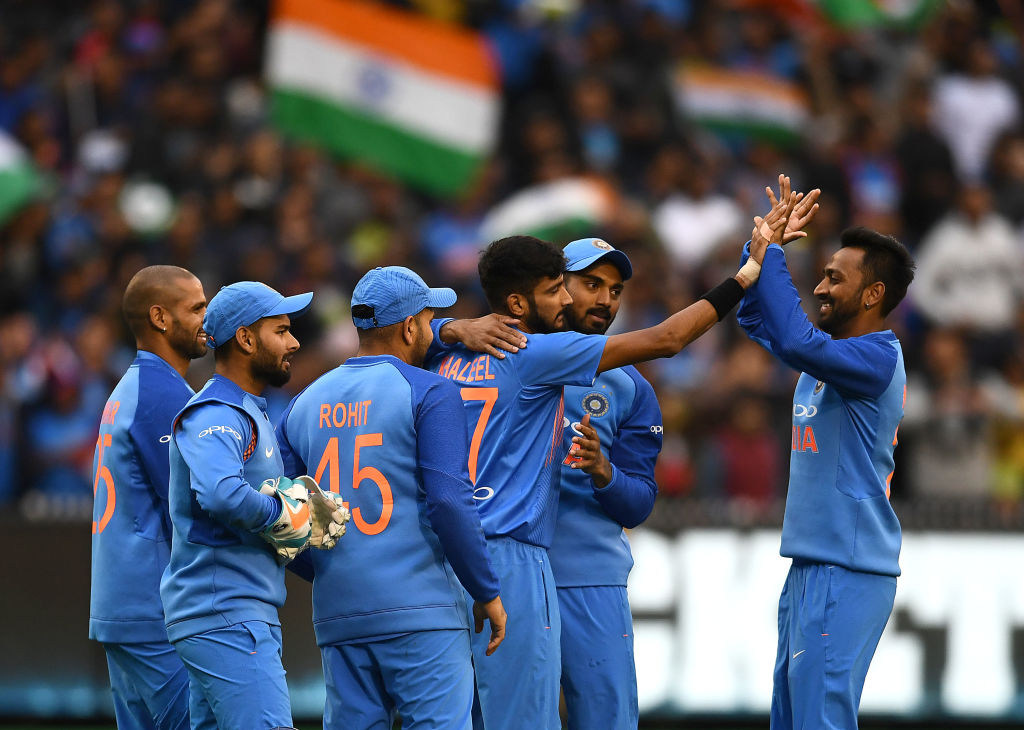 India's T20 squad for West Indies tour: Jasprit Bumrah and Hardik Pandya rested; Rahul Chahar and Navdeep Saini get maiden call-up