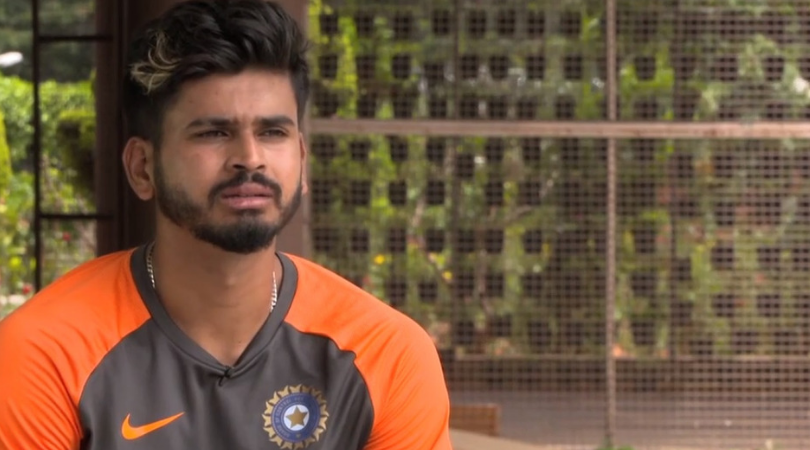 WATCH: Shreyas Iyer aims to learn from Virat Kohli, MS Dhoni and Rohit Sharma ahead of India's tour of West Indies