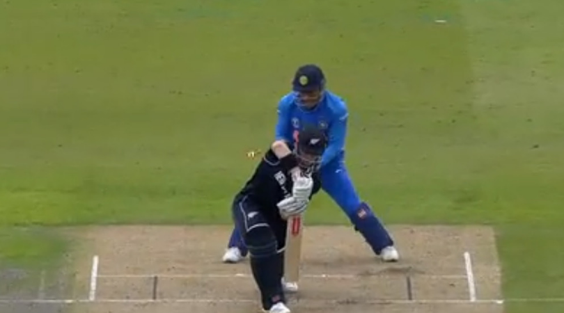 WATCH: Ravindra Jadeja deceives Henry Nicholls with turn during India-New Zealand 2019 World Cup semi-final