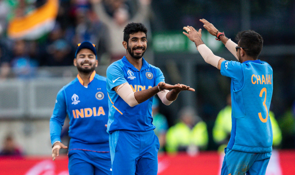 WATCH: Jasprit Bumrah's toe-crushing yorkers aid India to beat Bangladesh in 2019 Cricket World Cup