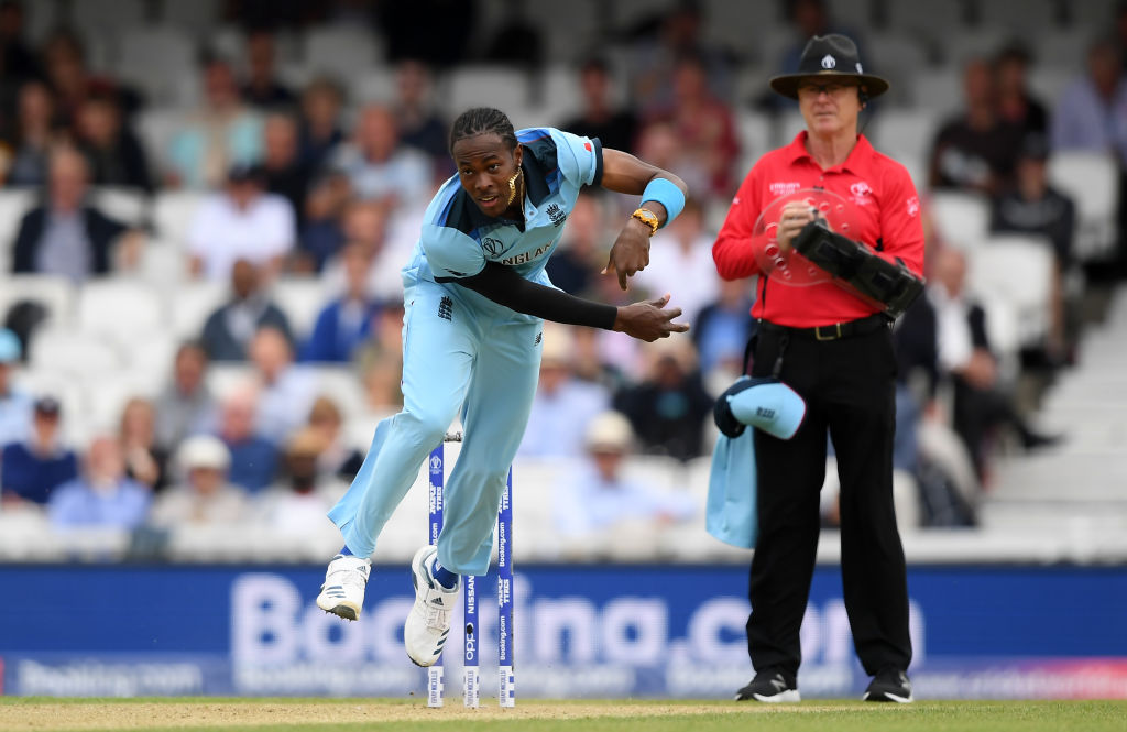 Why is Jofra Archer not playing in first 2019 Ashes Test?
